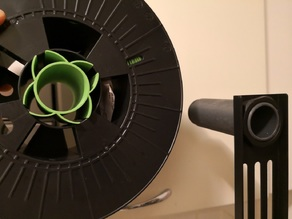 3DJake Creality Ender 3 spool expander, 33mm -> ~54-57