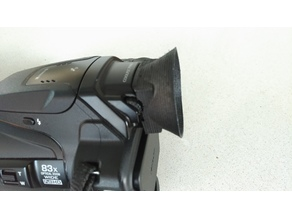 Nikon P900 eyecup