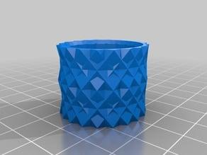 Pots cactus 3D tinkercad