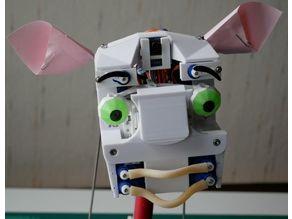 Affective Robot Head AddOns