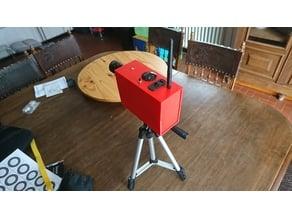 Caméra cible - Target camera
