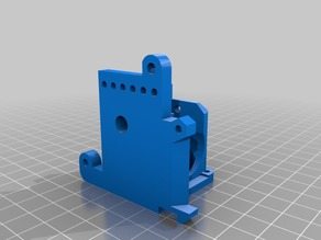 E3D V6 Prusa Style Cooler 50mm offset w/ Bltouch