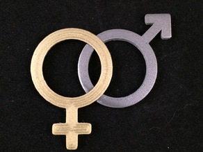 Marriage Symbols - Interlocking