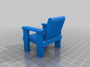 maker fair chair