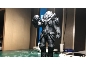 Scalebearer from Quake Champions