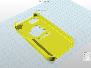 Sonic iPhone 4s Cover