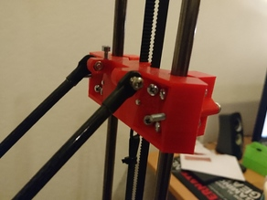 Linear motion 8mm axis and 10mm axis (rostock mini)