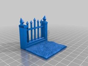 Graveyard Tiles (openforge 2.0 compatible) Remix