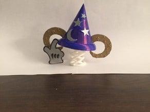 Disney Sorcerer Hat