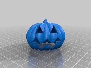 Pumpkin Halloween Jack'o'lantern