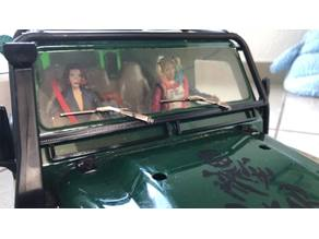 TRX4 - Land Rover Defender - Wipers
