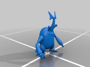 Heracross Pokemon #214