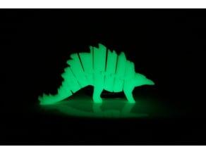 Flexi-Stegosaurus