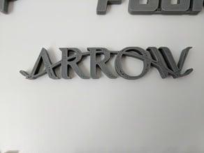 Arrow Logo (CW)
