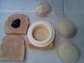 Uncrustable Replicator - Sandwich Crust Cutter