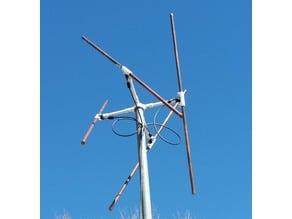 Double Cross Dipole Connectors