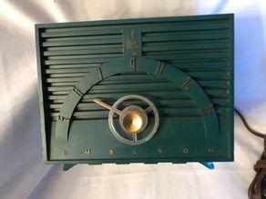 Vintage Emerson Radio Dial