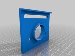 Gabarit Charnière 35 mm BLUM (au pas de 32 mm)