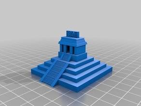piramide palenque