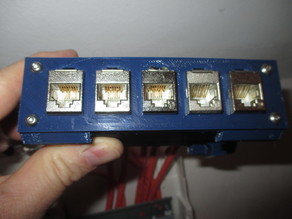 Patchpanel 5-Port