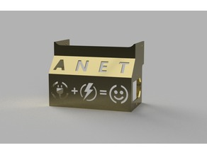 Anet A6 PSU Cover