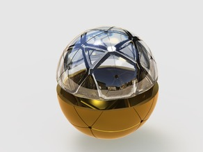 Sphere and sphere-box