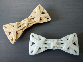 Bowtie Without Sharp Corners