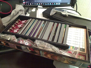 7 Wonders card tray (expansion box size)