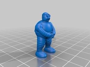 Fatbot from futurama