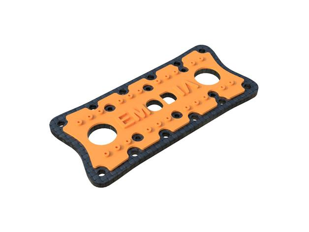 Emodia quad frame battery grip