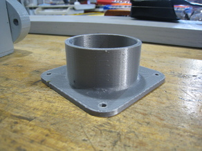 Parametric Pipe Flange
