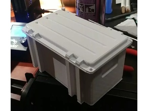 Revised CS:GO Crate W/ working Hinge