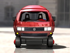 Vw T3 Camper Toy
