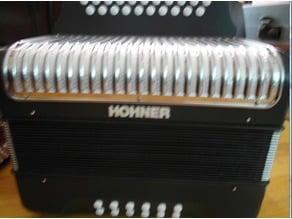 Hohner accordion logo