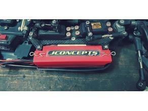 Battery box for MUGEN MBX7R