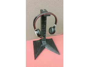 listen headphone stand