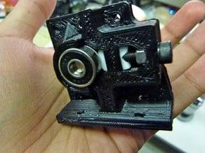 Printable MK5 replacement filament drive