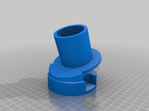 ColorFabb Spool Holder for CEL Robox (improved)