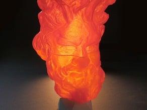 Vase Faun of Pompeii