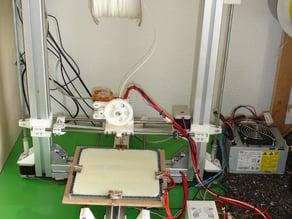 Custom 3D printer