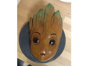 Baby Groot Mask