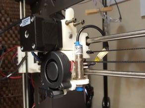 Prusa MK2 Extruder for Inductive Sensor LJ12A3-4-Z/BX