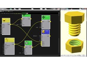 Thread implemented in Graphscad