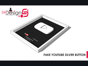 YOUTUBE SILVER BUTTON (FAKE)