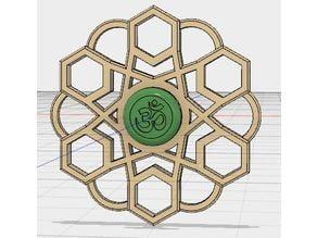 Mandala Spinner ॐ