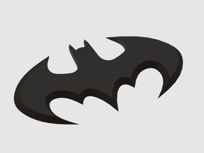 Batman & Superman logos