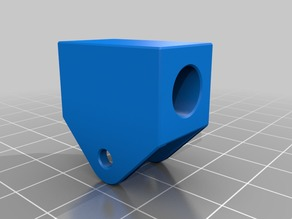 Gimbal Extruder for Hypercube