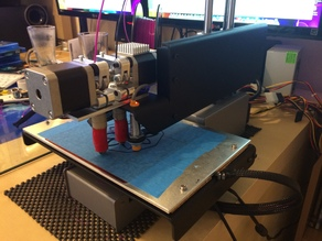 Printrbot Simple Metal with Dual Extruder MOD