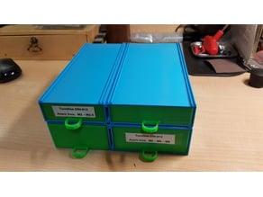 Cajas apilables (stackable boxes)