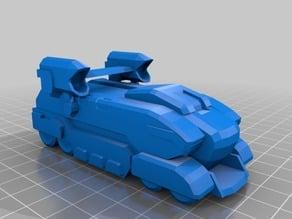 Kamen rider carrier